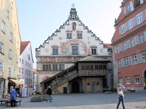 2015 - Altes Rathaus in Lindau (Germany)