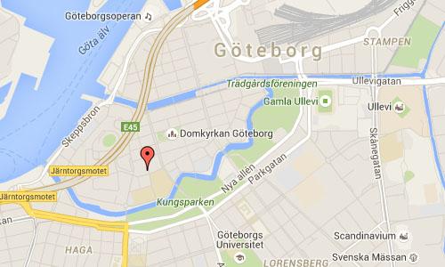2015 - Magasinsgatan Göteborg Maps