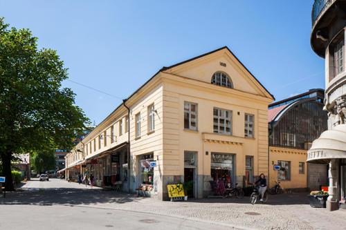 2015 - Magasinsgatan in  Göteborg