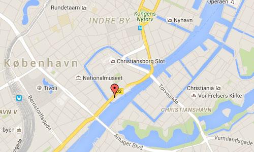 2015 - Søren Kierkegaards Plads Maps01