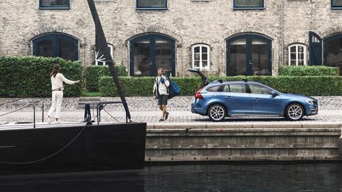 2015 - Volvo V60