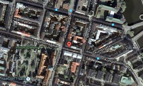 2015 - Kungsholmsgatan in Stockholm maps02