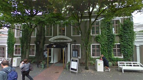 2015 - Liseberg Wärdshus at Liseberg in Göteborg (Google Streetview)