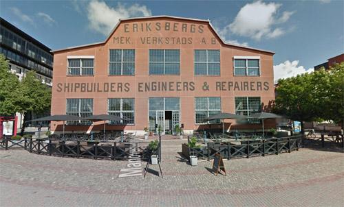 2015 - Manövergången in Göteborg (Google Streetview)