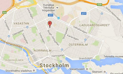 2015 - Rådmansgatan in Stockholm maps01