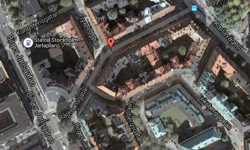 2015 - Rådmansgatan in Stockholm maps02