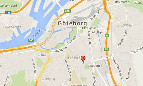 2015 - Skyttegatan in Göteborg maps01