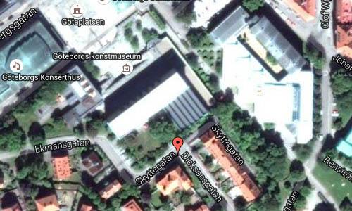 2015 - Skyttegatan in Göteborg maps02