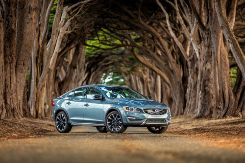 2016 - Volvo S60 Cross Country