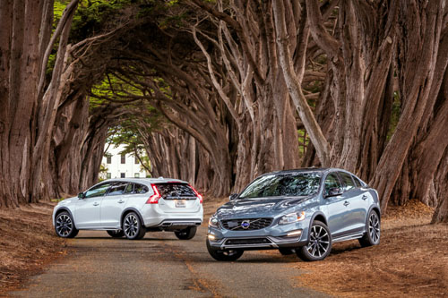 2016 - Volvo S60 Cross Country & V60 Cross Country
