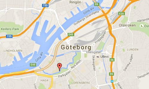 Sahlgrensgatan in Göteborg maps02