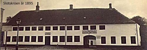 1895 - Slotskroen