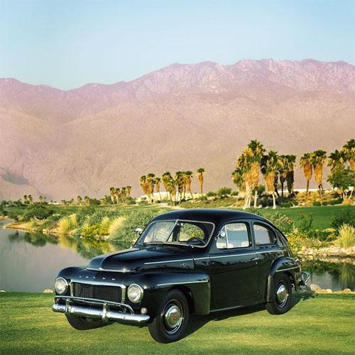 1955 – Volvo PV444