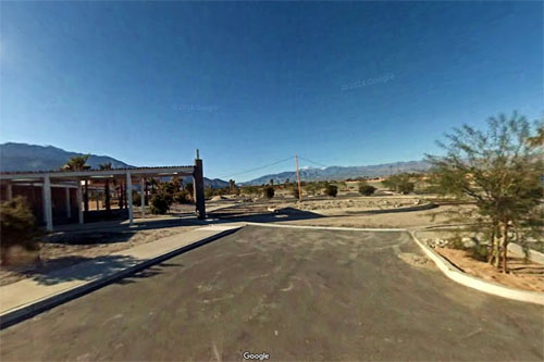 2008 - Escena Golf Club at 1100 Clubhouse View Drive in Palm Springs, USA (Google Streetview)
