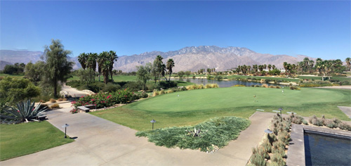 2015 - Escena Golf Club at 1100 Clubhouse View Drive in Palm Springs, USA (Google Streetview)
