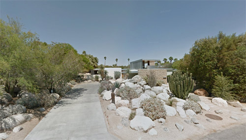2015 - Kaufmann Desert House at 470 W Vista Chino, Palm Springs, CA 92262, USA (Google Streetview)