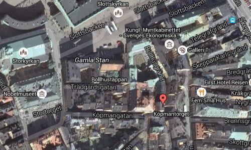 2016 - Bollhusgränd in Stockholm Maps02