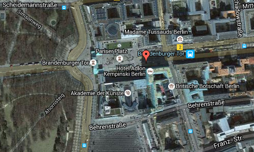 2016 - Brandenburger Tor in Berlin maps02
