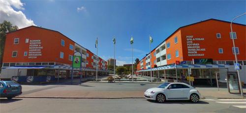 2016 - Dokter Fries torg in Göteborg (Eniro)