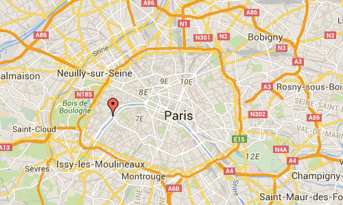 2016 - Pont de Bir-Hakeim in Paris Maps01