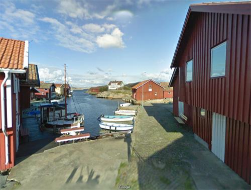 2016 - Sjöbodsgatan on Smögen (Google Streetview)