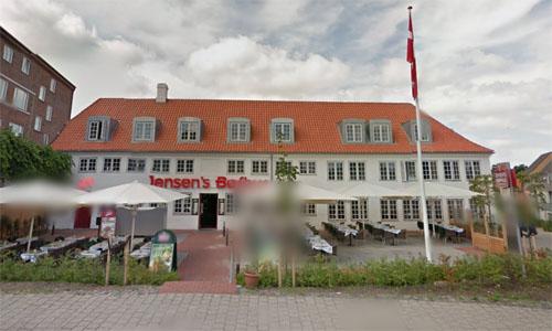 2016 - Slotskroen in Hillerød DK (Google Streetview)