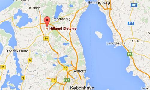 2016 - Slotskroen in Hillerød maps 01
