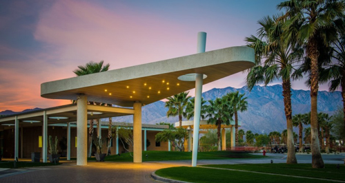 2015 - Escena Golf Club in Palm Springs, USA