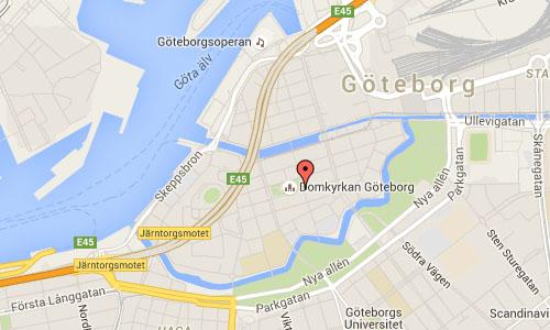 Kungsgatan Göteborg maps01