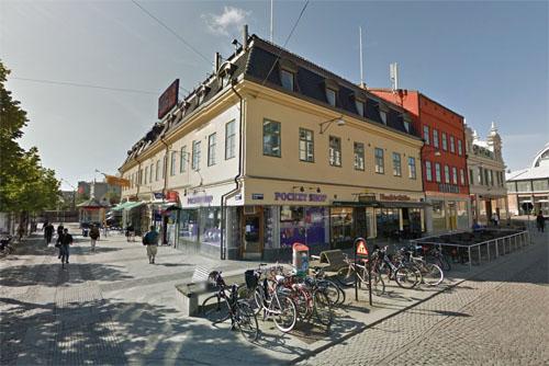 2016 - Kungsportsplatsen 2 in Göteborg (Google Streetview)