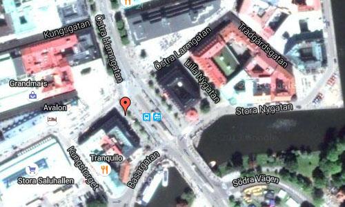 Kungsportsplatsen2 in Göteborgmaps2