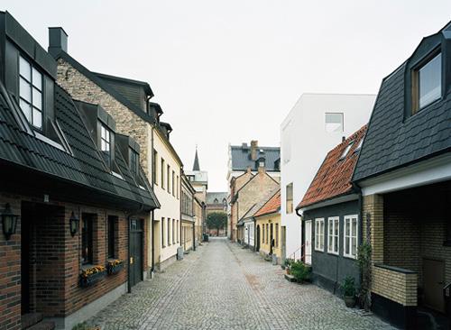 2016 - Gamla Kyrkogatan in Landskrona
