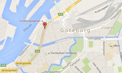 2016 - Klädpressaregatan Göteborg MAPS00