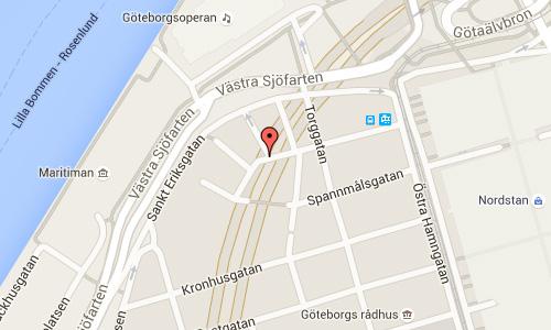 2016 - Klädpressaregatan Göteborg MAPS02