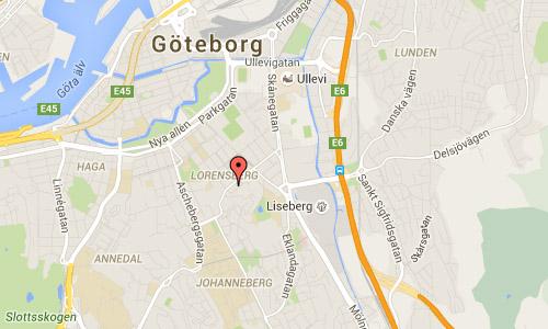 2016 - Konserthuset at Götaplatsen in Göteborg maps01