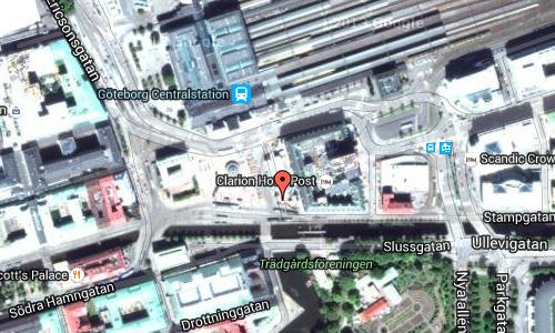 2016 - Posthuset Göteborg Maps01
