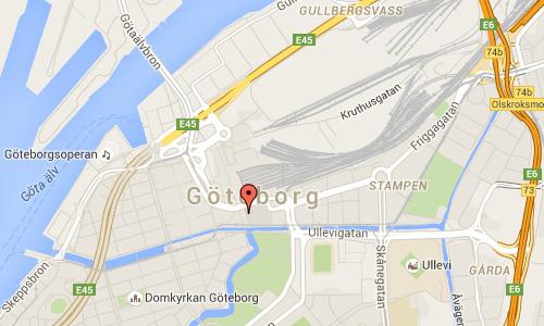 2016 - Posthuset Göteborg Maps02
