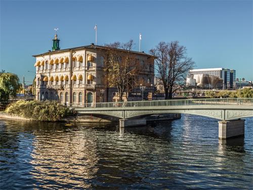 2016 - Strömsborgsbron in Stockholm Flickr
