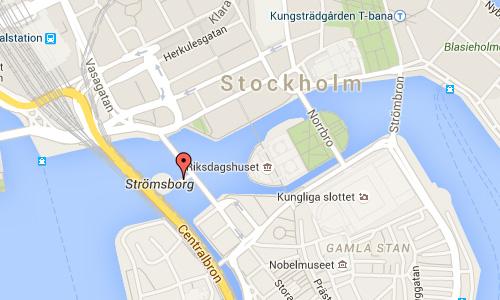 2016 - Strömsborgsbron in Stockholm Maps01