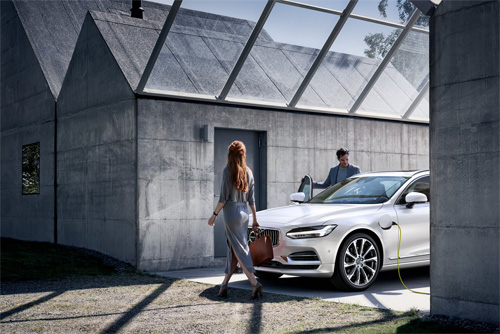 2016 - Volvo V90 T8 Twin Engine