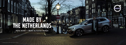 2016 - Volvo XC60 - Made by The Netherlands text