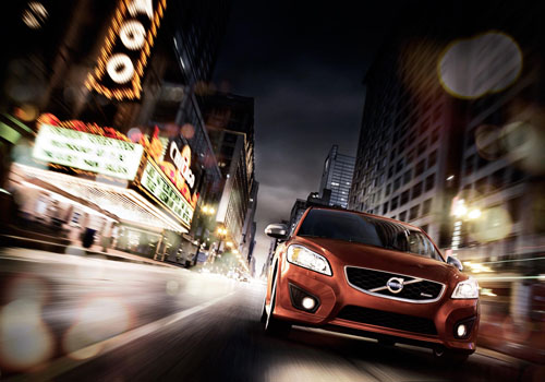 2010 - Volvo C30 (Photo by Nigel Harniman)