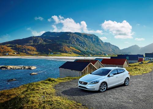 2015 - Volvo V40 Ocean Race Edition