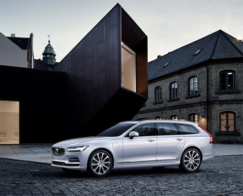 2016 – Volvo V90 Twin Engine