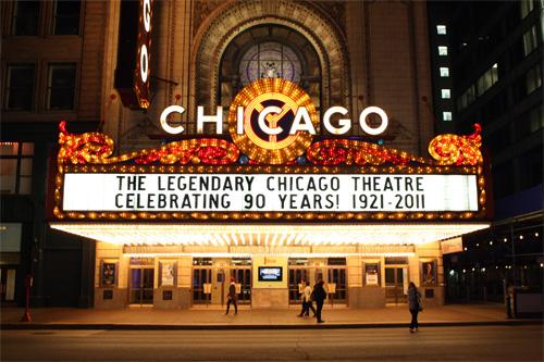 2016 - Chicago Theatre