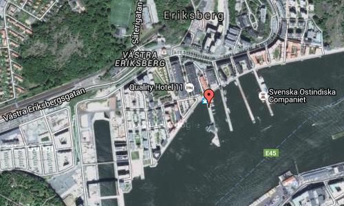 2016 - Dockepiren in Eriksbarg, Göteborg Maps02