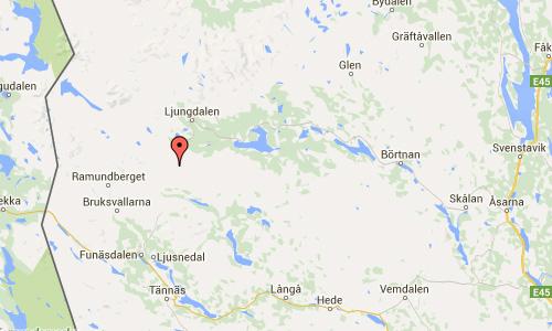 2016 - Flatruetvägen in Härjedalen Maps02