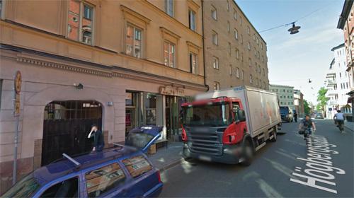 2016 - Juiceverket at Högbergsgatan 38 in Stockholm (Google Streetview)