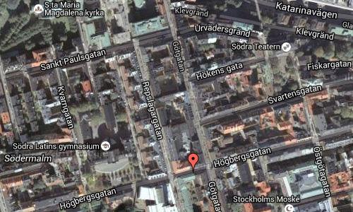 2016 - Högbergsgatan in Stockholm Maps02