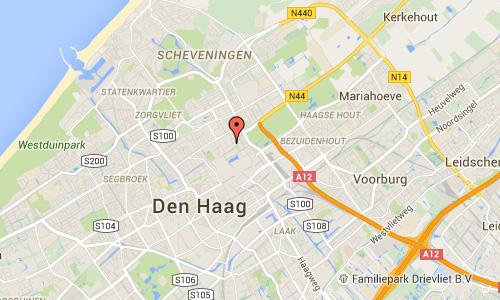 2016 - Hotel des Indes Den Haag Maps01